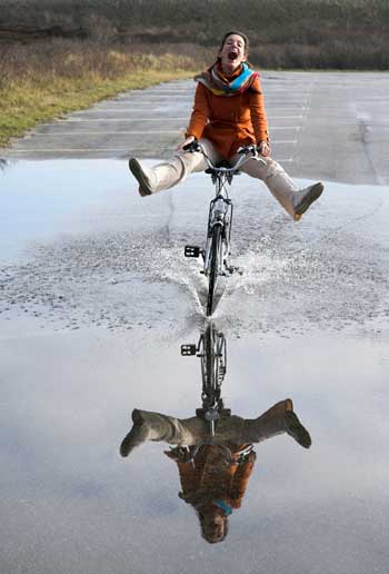 Fun on Bicycles