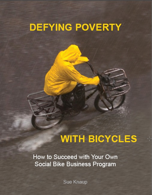 Defying Poverty - front cover